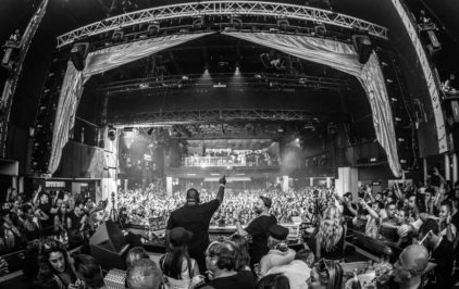 Carl Cox & Nic Fanciulli - The Final Hour Of The Last Ever Space