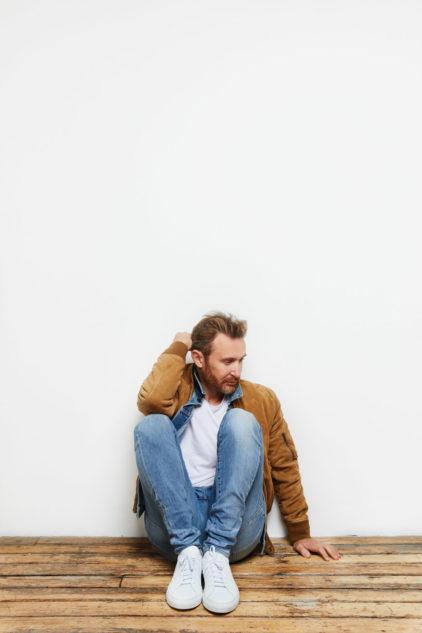 DJ Mag - Top 100 Winners Cover - David Guetta