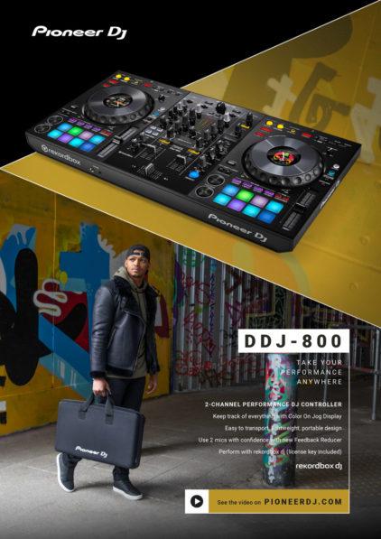 Pioneer DDJ - 800 - Campaign