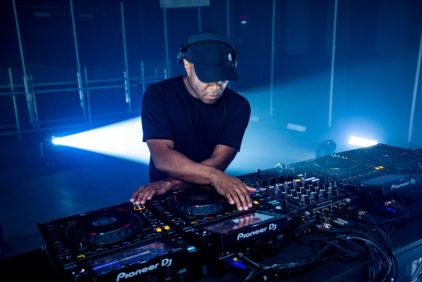 DJ EZ - Pioneer Performance Video Shoot